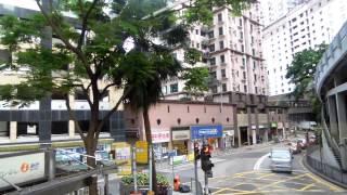 Publication Date: 2015-04-01 | Video Title: 城巴40線香港潮商學校→金鐘站