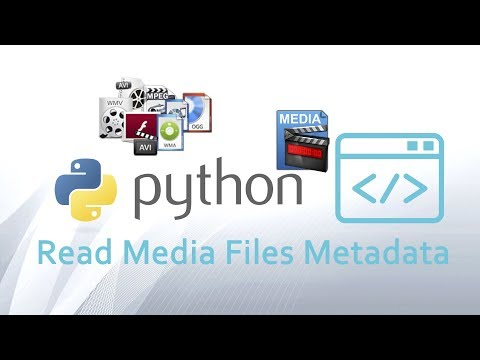 How To Read Media File Metadata In Python