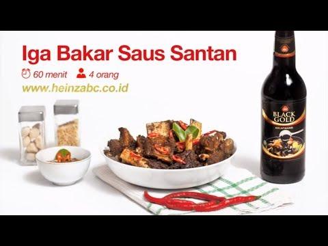Resep Iga Bakar Saus Santan Pedas from YouTube · Duration:  3 minutes 2 seconds