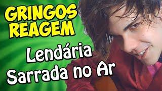 GRINGOS REAGEM - MR. POLADOFUL - LENDÁRIA SARRADA NO AR