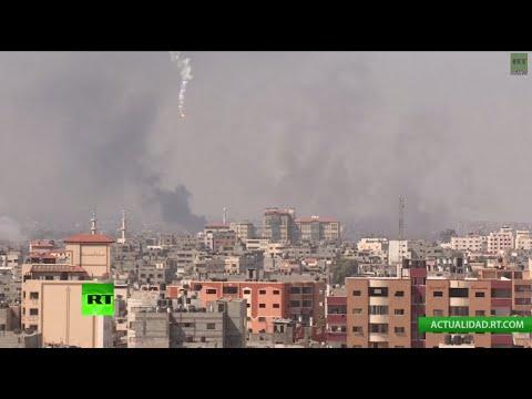 Transmisión desde la Ciudad de Gaza 2 (30.07.14)