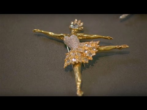 The jewels that inspired choreographer George Balanchine (The Royal Ballet)