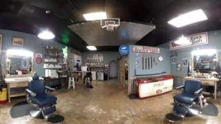 Bayou City Barber Shop 360