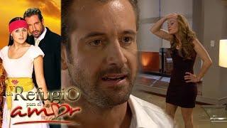 Resumen: ¡Gala pierde el respeto de Rodrigo! | Un refugio para el amor - Televisa
