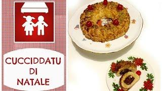 Cucciddatu di Natale Siciliano (Dolci/Natale) 2C+K