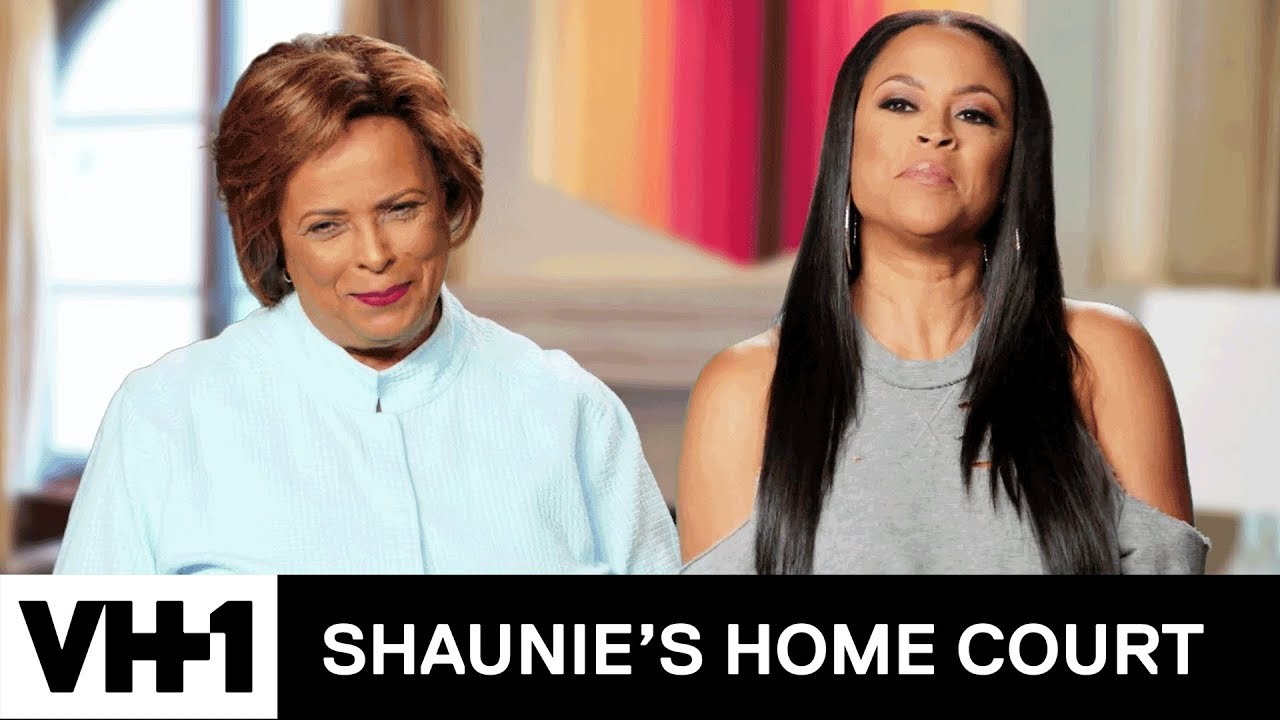 Dear 39 s birthday do over shaunie 39 s home court youtube - Shaunie o neal house ...