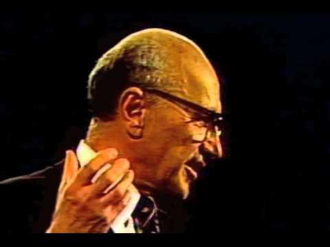 Milton Friedman - The Zero-Sum Political Game