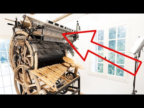Marble Release Pivot Arms - Marble Machine X #69