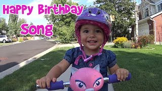 Happy Birthday Song | Happy Birthday Ashlynn! | Kids Songs