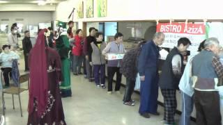 東北震災避難所/騎西高校アズィーザTrain