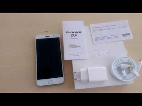 Lenovo ZUK Z1 Cell Phone From Aliexpress