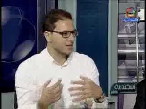alexandria channel interview(mo2men+magdy)