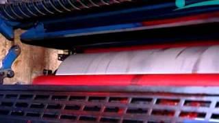 как печатают газету