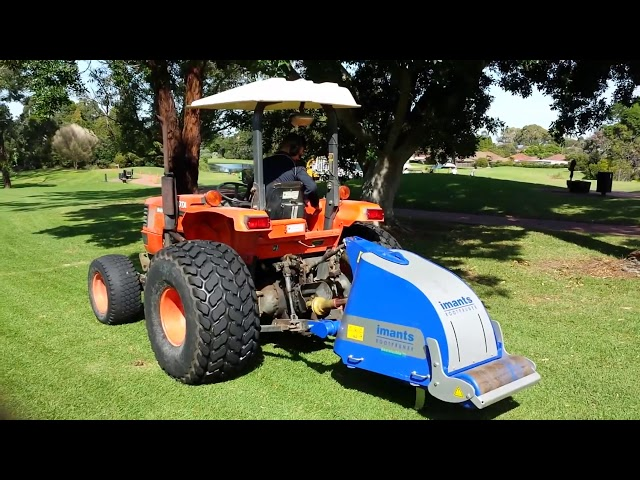 imants RootPruner by Sustainable Machinery