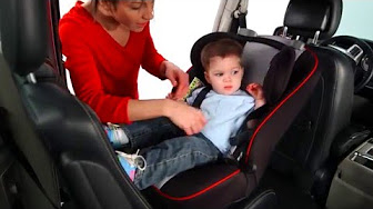 Cosco Easy Elite 3-in-1 Convertible Car Seat Instruction Video - YouTube