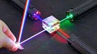 ТОП 5 ЭКСПЕРИМЕНТОВ С лазерами. ЭТО НАДО ВИДЕТЬ
