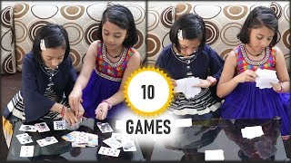 Minute to win it games | 10 Party Games for kids and adults | One minute games