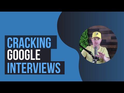 Why Flutter? Cracking Google Interview & All the Frequent Questions    Matt Carroll   Full Interview