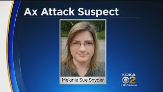 Woman Accused Of Attacking Husband With Hatchet