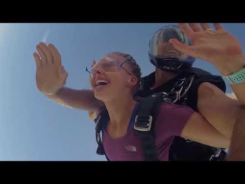 Tandem Skydive | Alexis Fort Worth, TX