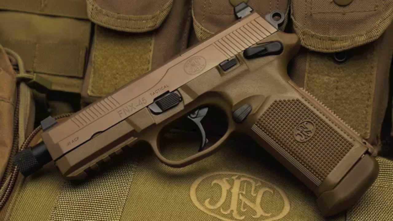 FNX™-45 Tactical | FN®
