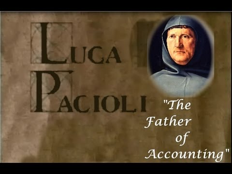 Luca Pacioli: Father of Accounting