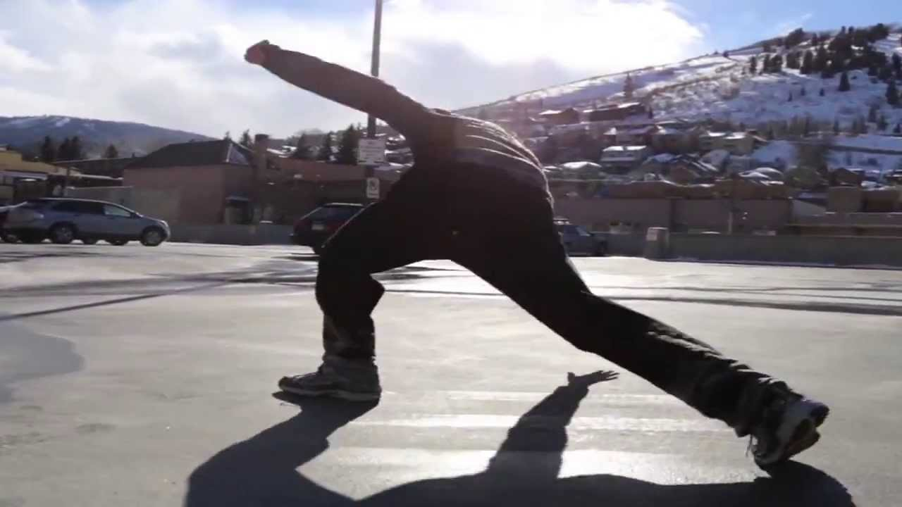 Parkour and Freerunning Giveaway