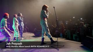 Jah Prayzah​ at Andy Muridzo Ngwenya​ Album Launch! last night