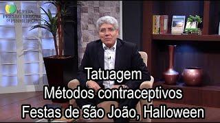 Tatuagem / Métodos contraceptivos / Festas de são João, Halloween e outras - TI 066