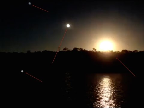 If this Isn't Planet X or a Brown Dwarf Star, What is it?  Video Footage