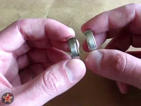 Gold vs Titanium for a ring my thoughts YouTube