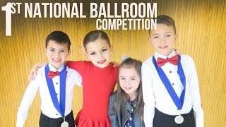 BOYS FIRST NATIONAL BALLROOM COMPETITION