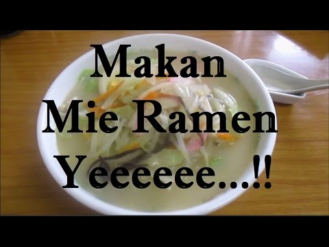 Makan Cepat Mie Ramen Halal vs Takeru Kobayashi #Jepang 21