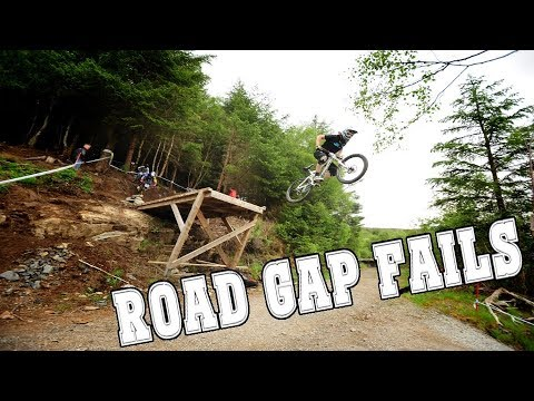 MTB Fail compilation 2018 Road Gap