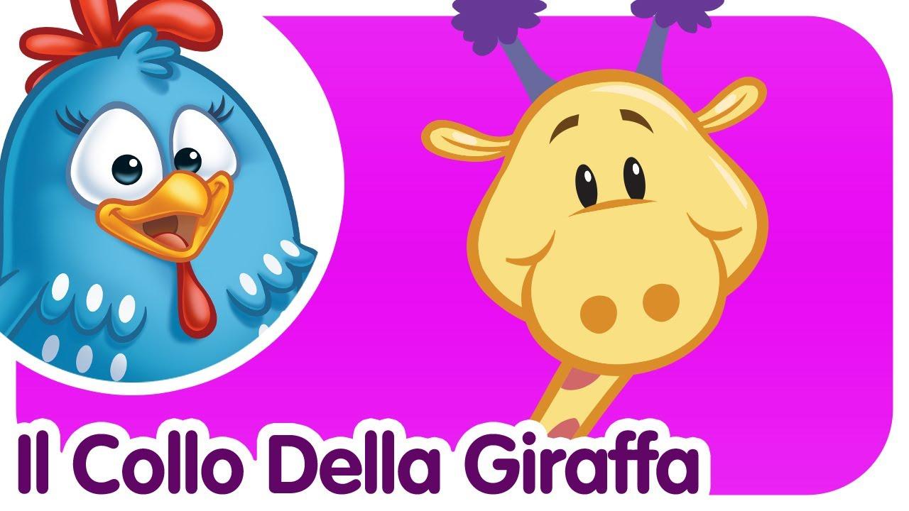 Il Collo Della Giraffa Canzoni Per Bambini E Bimbi Piccoli