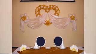 Sharik. Su - оформление свадьбы шарами