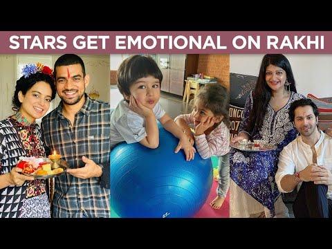 Raksha Bandhan 2020: From Priyanka Chopra And Abhishek ...