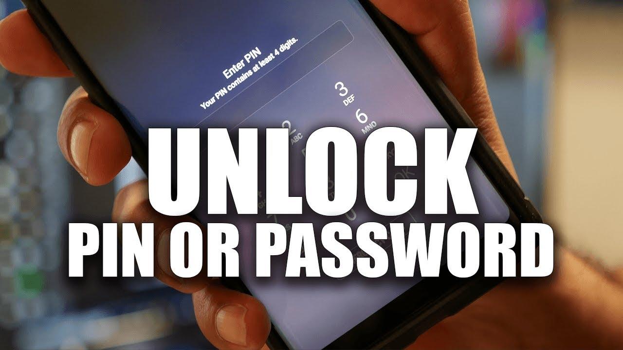 Forgot Passcode - Pin - Password Hack: Unlock Your Samsung Phone NO RESET