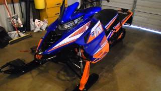 2015 Yamaha Viper XTX LE walkaround and stuff Thumbnail