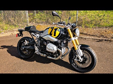 Epic RnineT Vintage Test Ride!! • Kelly Sure Likes It! | TheSmoaks Vlog_886