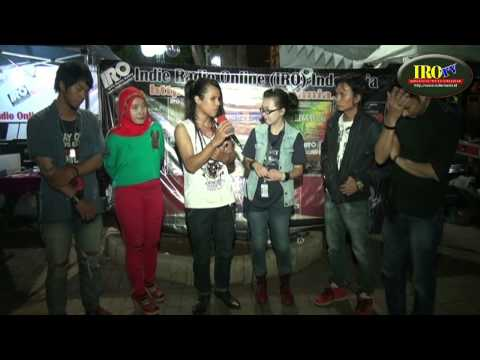 Wawancara ID OUT Band Event Sweet Memories with IRO TV ONLINE ITO