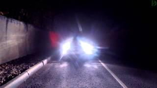 Ночной обзор Datsun Mi-Do (4k)