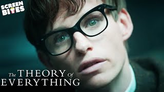 Stephen Hawking Discovers The Black Hole Theory | The Theory Of Everything | SceneScreen