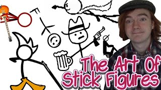 The Unappreciated Art Of Stick Figures