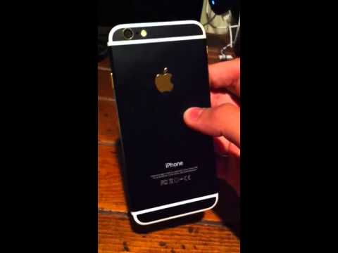 Black Iphone  Used