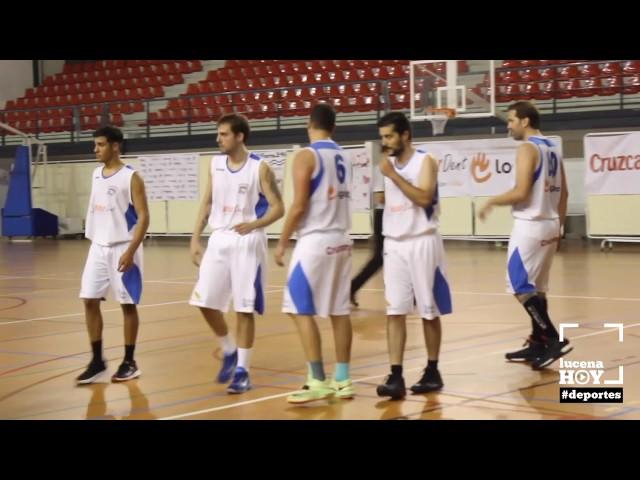 VÍDEO: El CB Ciudad de Lucena culmina una espectacular remontada ante el Pozoblanco (66-64)