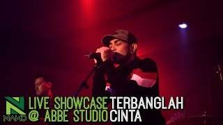 Nano Terbanglah Cinta LIVE Showcase at Abbe Studio.mp3