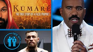 Steve Harvey's Miss Universe Flub, The Docu We All Need To Watch, And The Law Of Attraction In MMA?