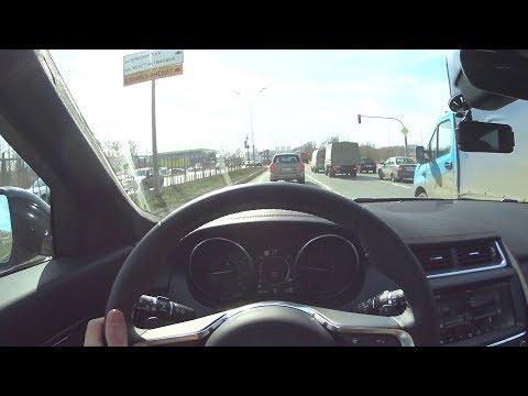 2018 Jaguar E-Pace First Edition D180 POV Test Drive