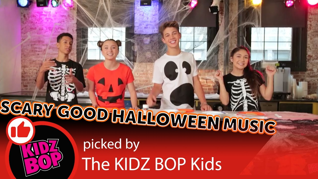 Introducing Scary Good Halloween Music from KIDZ BOP & YouTube ...